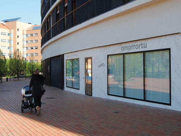 Amorrortu Osteopatía Vitoria-Gasteiz primera visita