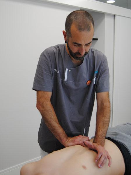 Fisioterapia en Vitoria-Gasteiz Amorrortu Osteopatía
