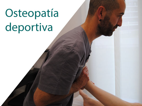 Osteopatía Amorrortu Vitoria-Gasteiz terapia osteopatía deportiva