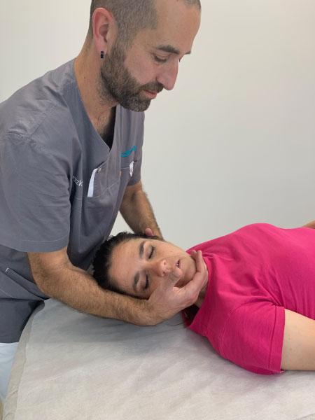 Osteopatía Amorrortu Osteopatía Vitoria-Gasteiz osteópata