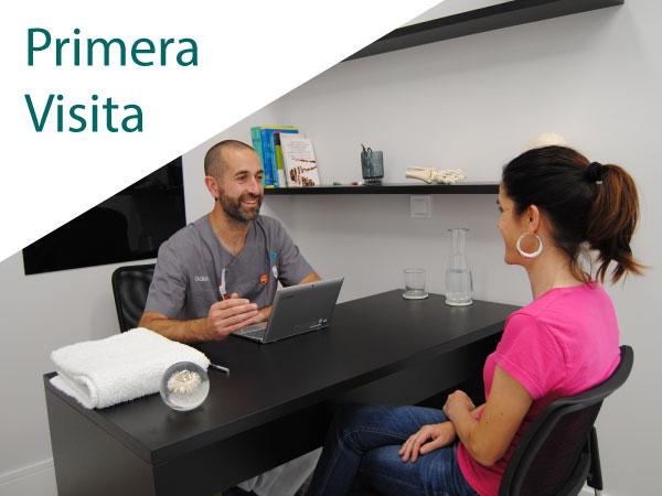 Osteopatía Amorrortu Vitoria-Gasteiz Primera Visita